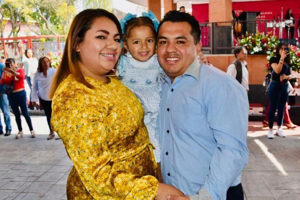 Boletín 230 Parejas formalizan su relación en matrimonios colectivos de La Magdalena Contreras