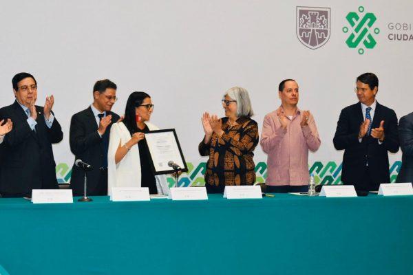 Boletín - Certifica a La Magdalena Contreras por Transparencia cero corrupción en materia de Permisos de Construcción