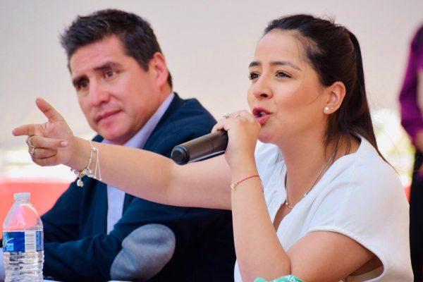 Boletín - La Alcaldesa Paty Ortiz busca erradicar la violencia de género