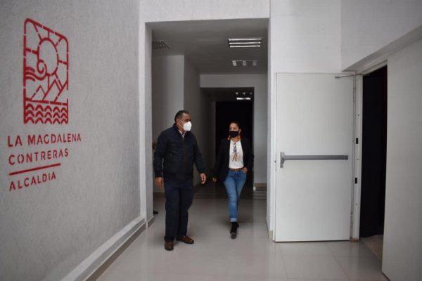 Inicio - Boletín - Rehabilitan cine Víctor Manuel Mendoza