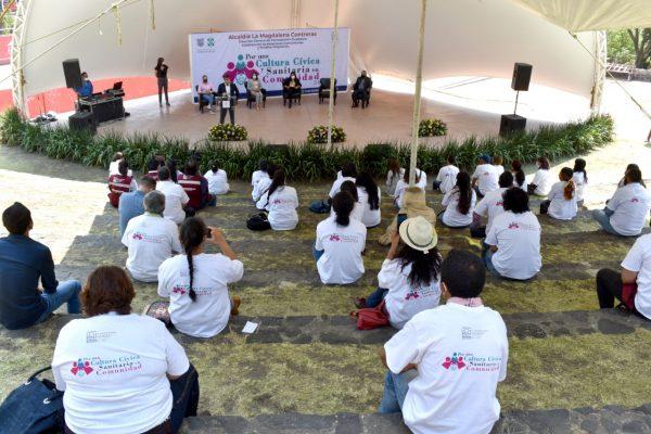 """Inicio - Boletín Inicio de la Línea de Acción Social """"Por una cultura cívica y sanitaria en comunidad"""""""