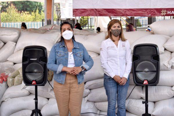 """Inicio - Boletín """"Apoyo con insumos para la producción agrícola 2021"""", benefició a 200 productores de La Magdalena Contreras"""