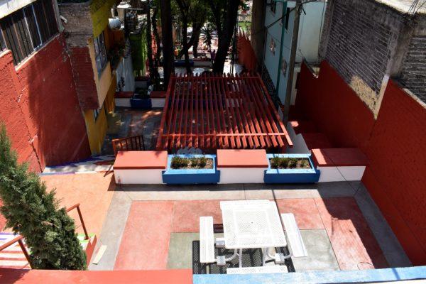 """Inicio - Boletín devuelve espacios públicos a la ciudadanía con la rehabilitación del """"Espacio Público Cocos"""""""