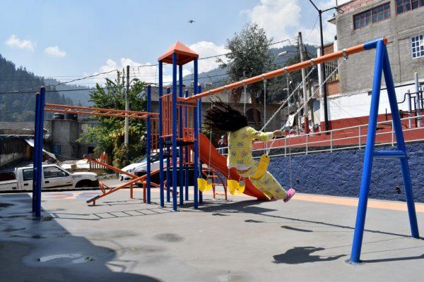 """Inicio - Boletín Rehabilita el espacio público y módulo deportivo """"La Comuna"""" en Tierra Unida"""