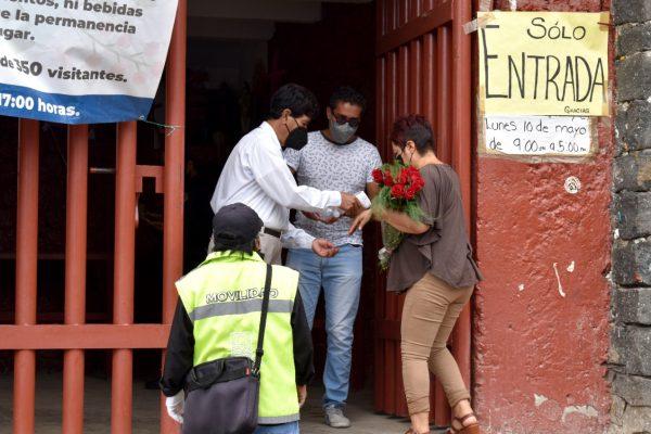 Inicio - Boletín - Abren Panteones en La Magdalena Contreras