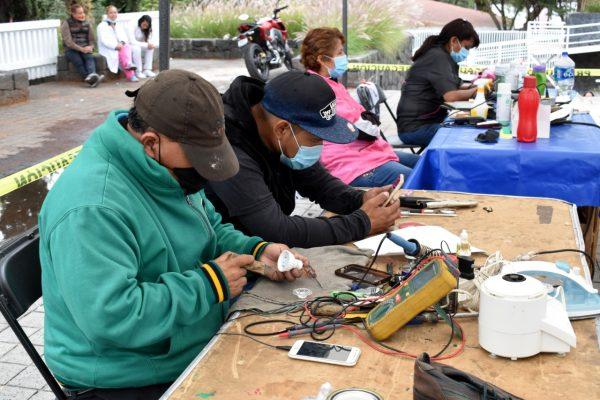 Inicio - Boletín - Brigadas de Bienestar Social de vuelta en La Magdalena Contreras