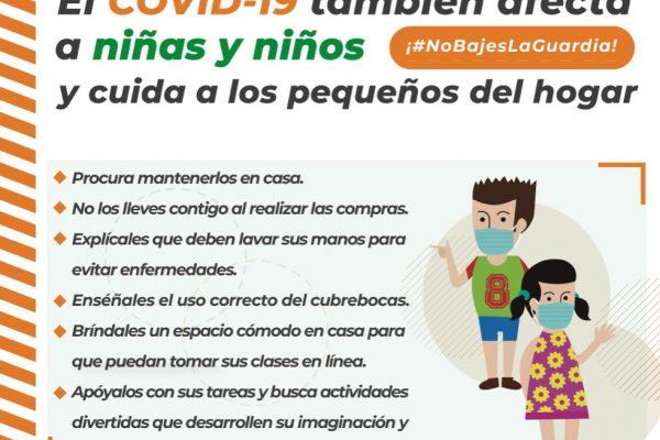 Inicio - Boletin COVID En Los Niños