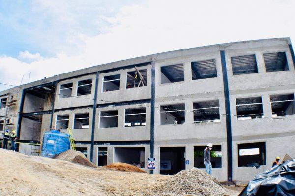 Inicio - Boletín Boletín Supervisan avance de la Universidad Contreras Alcaldesa y Jefa de Gobierno