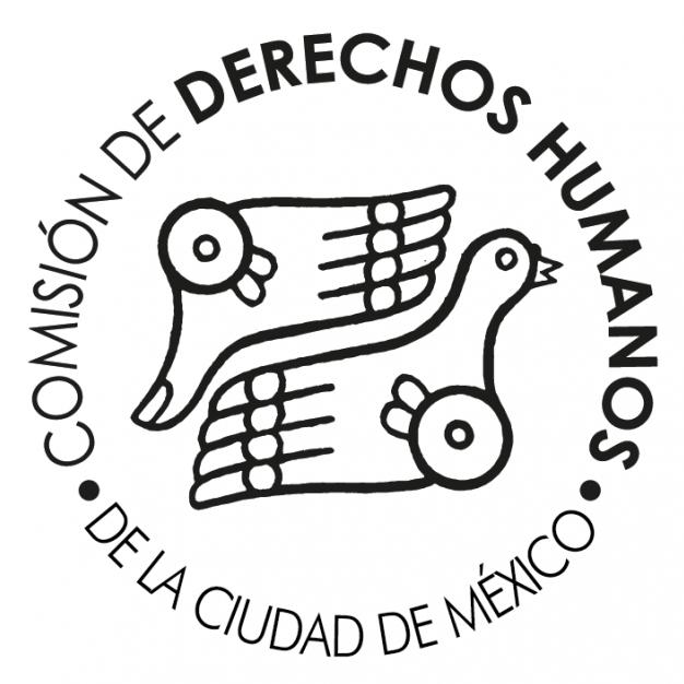 Inicio - Logo de la CDHCM